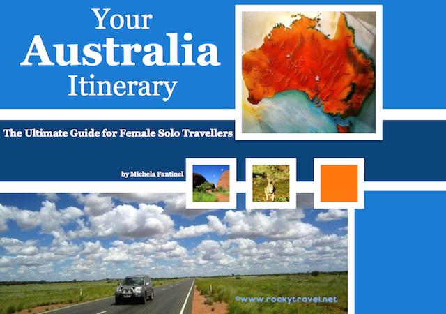 Your Australia Itinerary