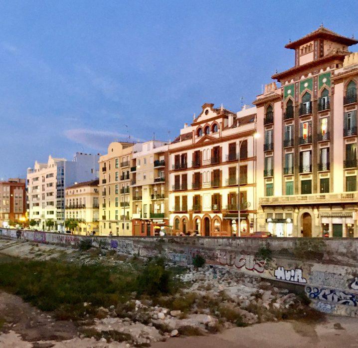 Solo travel in Malaga