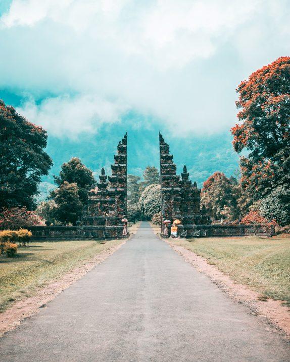 Solo travel in Bali