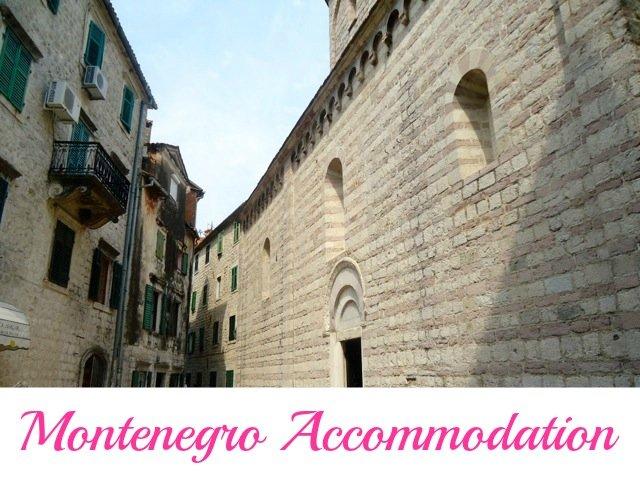 Montenegro accommodation