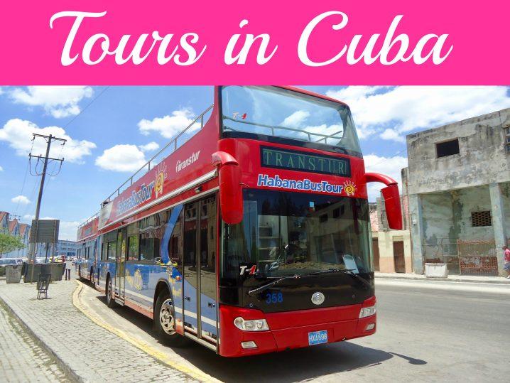 Tours in Cuba