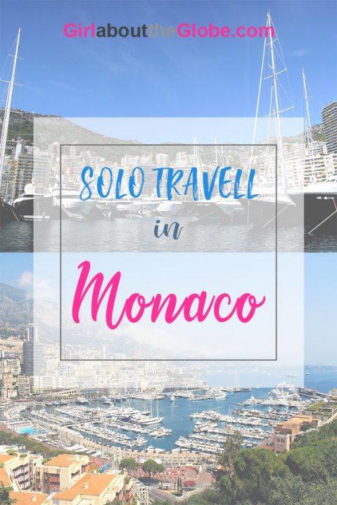 Solo Travel in Monaco