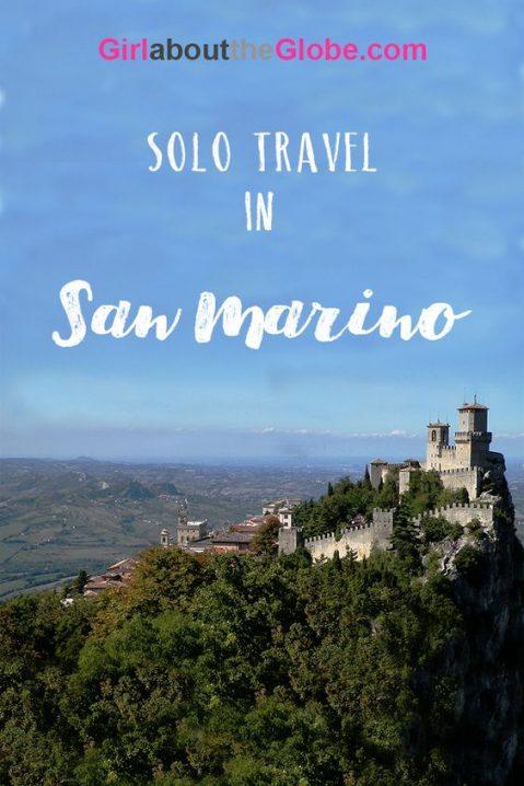 Solo Travel in San Marino