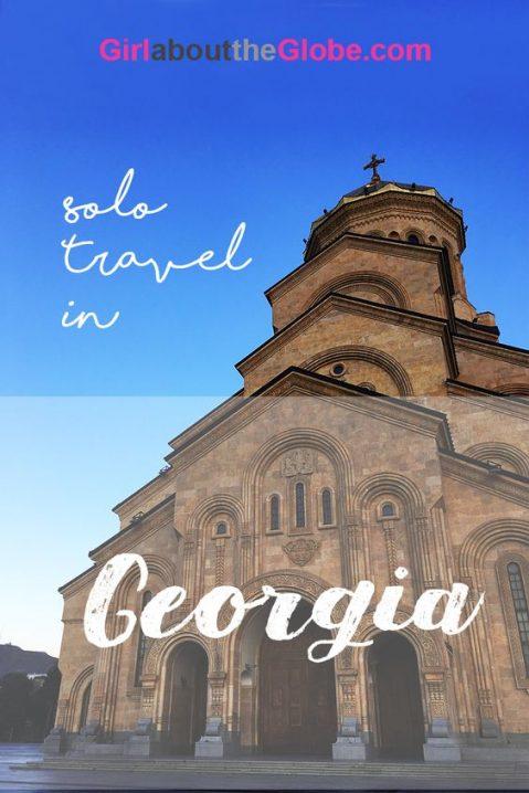 Solo Travel in Georgia
