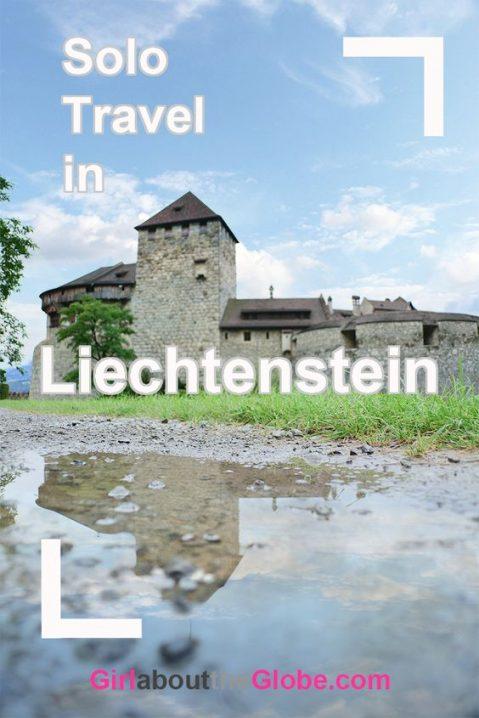 Solo Travel in Liechtenstein