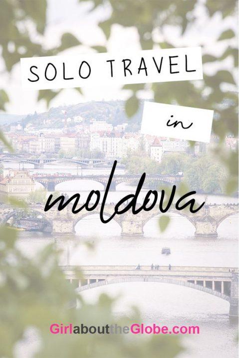 Solo travel in Moldova