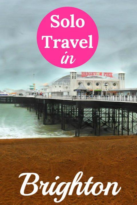 Solo travel in Brighton