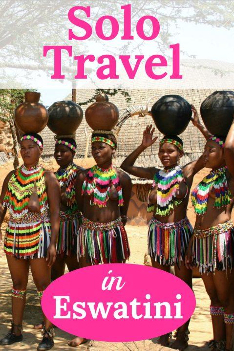 Solo Travel in Eswatini