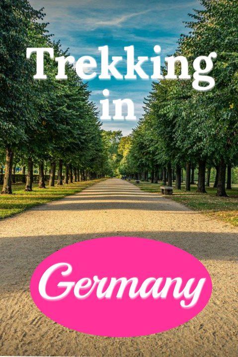 Trekking in Germany