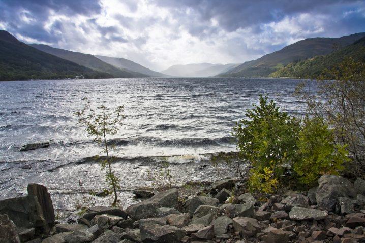 Solo travel in Scotland