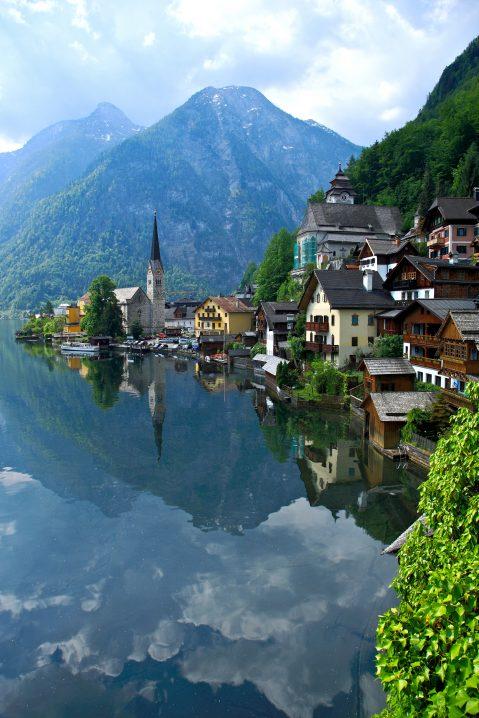 Solo travel in Austria