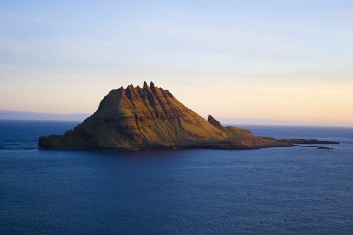 Solo travel in the Faroe Islands