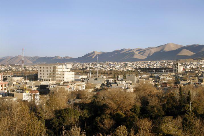 Sulaimaniya, Iraq