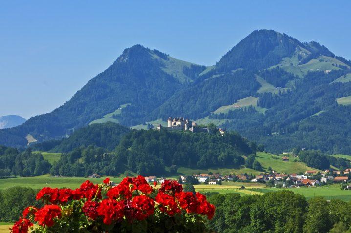 Solo Travel in Switzerland