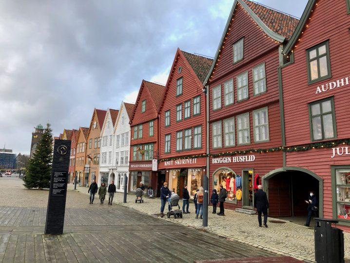 Solo travel in Bergen