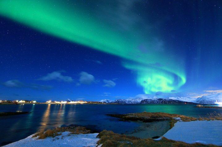 Solo travel in Tromso