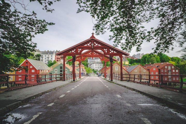 Solo Travel in Trondheim