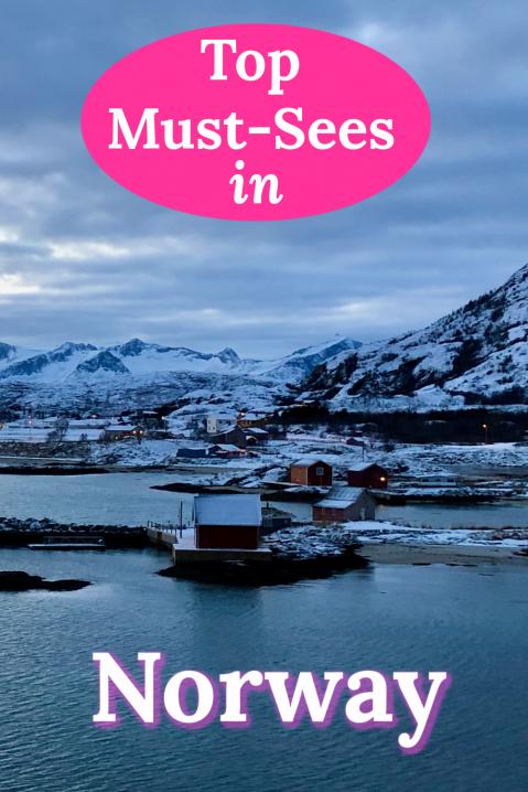 Top must-sees in Norway