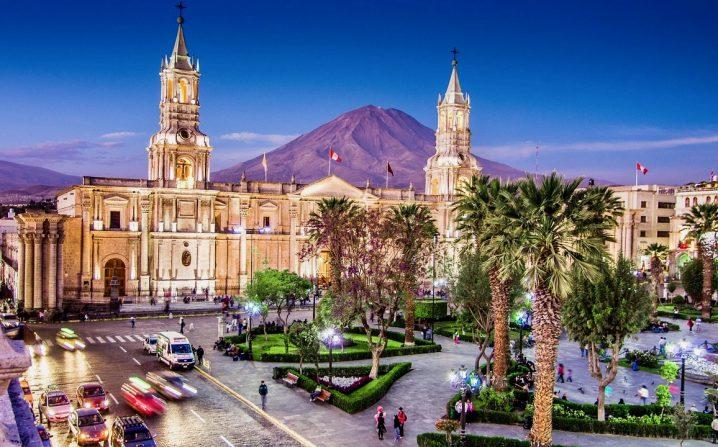 Solo travel in Peru