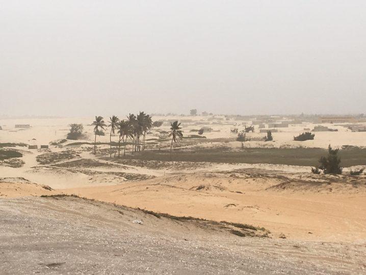 solo travel in Senegal
