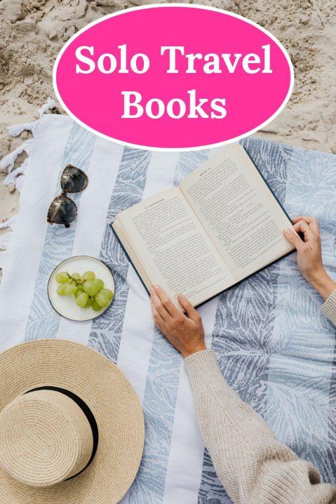 Solo travel books