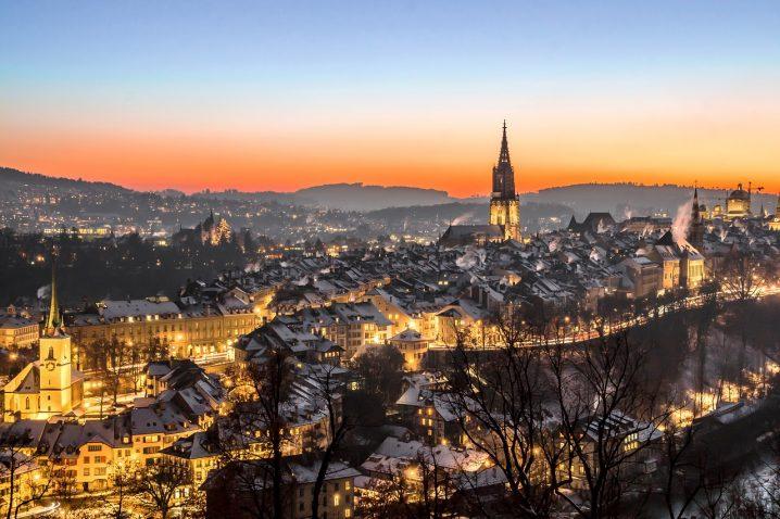 48 hours in Bern