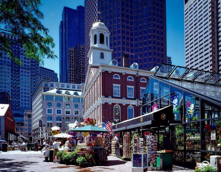 Boston itinerary