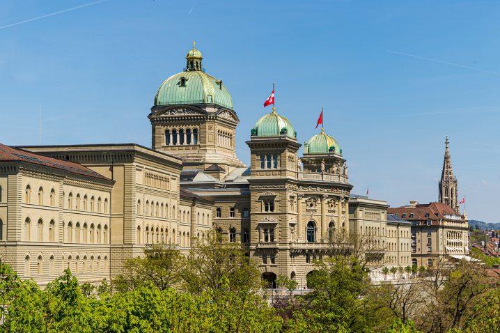 sightseeing in Bern
