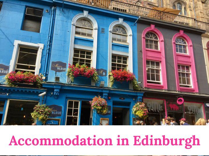 accommodation in Edinburgh