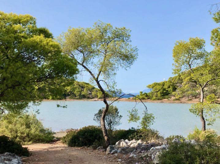 Agistri island