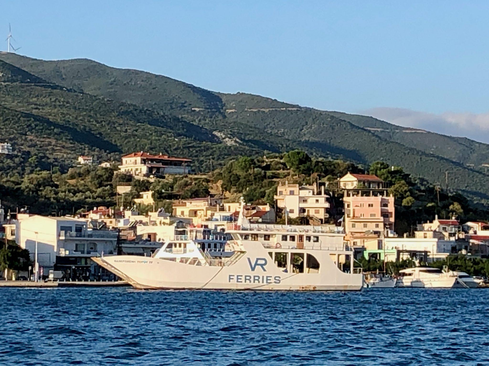 Poros Greece