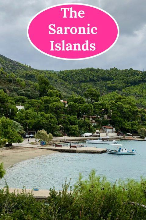Greek Island Hopping in the Saronic Islands