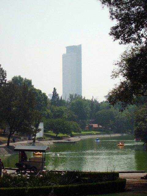 Mexico City Lake