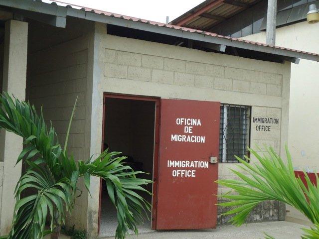 Puerto Cortes Immigration