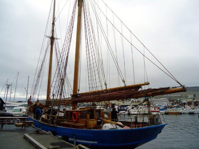 Faroe Islands Schooner