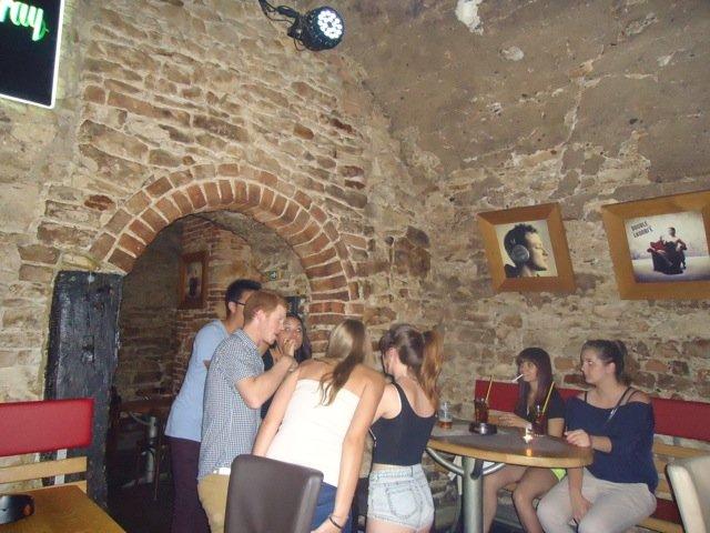 Double Trouble Bar, Prague