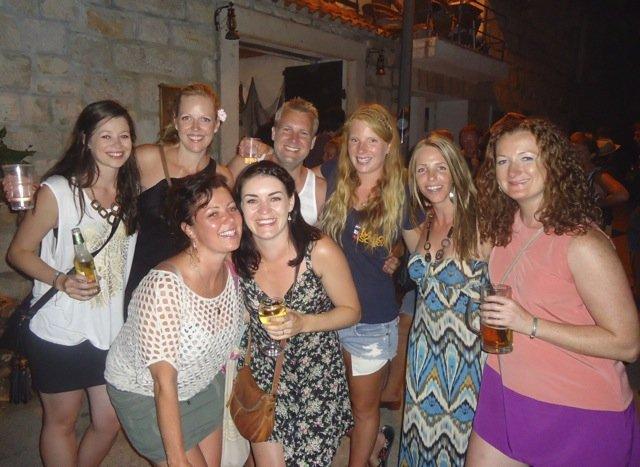 La Bora crew - www.girlabouttheglobe.com