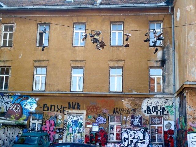 Metelkova Street